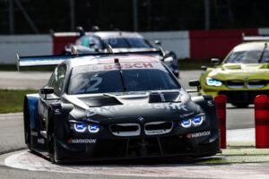 22 Lucas Auer (AUT, BMW Team RMR, BMW M4 DTM), 2020 DTM Zolder;