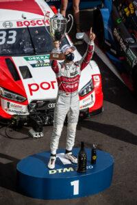 33 René Rast (GER, Audi Sport Team Rosberg, Audi RS 5 DTM), 2020 DTM Zolder;