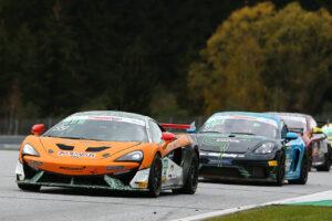 Dörr Motorsport Schaeffler Paravan McLaren 570s GT4 ADAC GT4 Germany Spielberg Red Bull Ring 2020