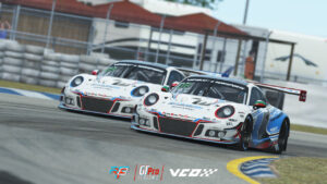 rFactor 2 GT Pro Series powered by VCO