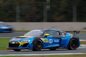 2020 DTM Trophy Zolder - 2 Lucas Ayrton Mauron (SUI), Racing One, Audi R8 LMS