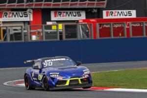 2020 DTM Trophy Zolder - 2 Nico Verdonck (BEL), Ring Racing, Toyota GR Supra