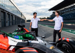 Testfahrten Formel E, Lausitzring Lucas di Grassi, René Rast