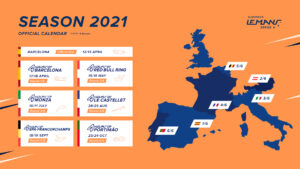 ELMS vorläufige Termine 2021