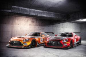 HRT Haupt Racing Team Mercedes-AMG GT3 24h Spa Francorchamps 2020