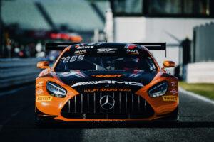 Mercedes AMG GT3 HRT Haupt Racing Team