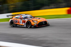 Total 24 Hours of Spa-Francorchamps 2020 - Foto: Gruppe C Photography; #4 Mercedes-AMG GT3, HRT: Maro Engel, Luca Stolz, Vincent Abril