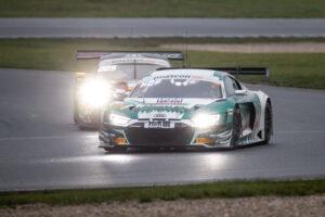 Max Hofer und Christopher Haase , Montaplast by Land Motorsport ADAC GT Masters Lausitzring 2020