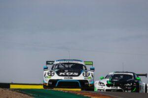 ADAC GT Masters, 7. + 8. Lauf Sachsenring 2020 - Foto: Gruppe C Photography; #18 Porsche 911 GT3 R, KUES Team75 Bernhard