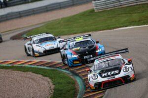 KÜS Team75 Bernhard Porsche 911 GT3 R ADAC GT Masters Sachsenring 2020