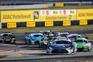 ADAC GT Masters - 13 + 14. Lauf Oschersleben 2020 - Foto: Gruppe C Photography; #48 Mercedes-AMG GT3, HTP-Winward Motorsport: Philip Ellis, Raffaele Marciello