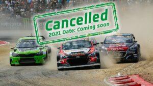 WRX Nürburgring Absage