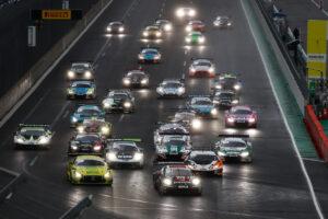 ADAC GT Masters - 11 + 12. Lauf Lausitzring II 2020 - Foto: Gruppe C Photography; #99 Porsche 911 GT3 R, Precote Herberth Motorsport: Robert Renauer, Klaus Bachler