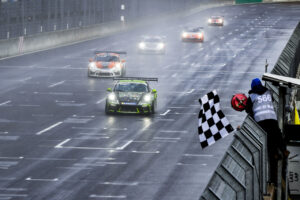 Porsche Carrera Cup Deutschland Lausitzring 2020 Black Falcon Carlos Rivas