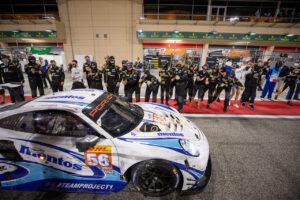 Project1 Bahrain FIA WEC 2020