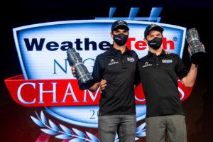 12 Hours of Sebring, Sebring International Raceway, Sebring, FL, November 2020 IMSA Mario Farnbacher Matt McMurry