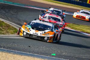 GRT Grasser Racing Team Lamborghini Huracan GT3 Evo ADAC GT Masters 2020 Oschersleben