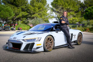 Audi Sport customer racing 2020 Audi R8 LMS GT2, Stéphane Ratel