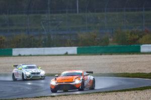 ADAC GT4 Germany - 9 + 10. Lauf Lausitzring II 2020 - Foto: Gruppe C Photography; #18 Aston Martin Vantage GT4, Prosport Racing: Tim Heinemann, Moritz Oestreich