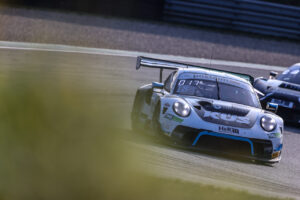 ADAC GT Masters - 13 + 14. Lauf Oschersleben 2020 - Foto: Gruppe C Photography; #18 Porsche 911 GT3 R, KUES Team75 Bernhard: Jannes Fittje, David Jahn