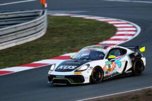 ADAC GT4 Germany - 11 + 12. Lauf Oschersleben 2020 - Foto: Gruppe C Photography; #19 Porsche 718 Cayman GT4 Clubsport, KUES Team75 Bernhard: Alexander Tauscher, Kim Berwanger