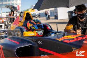 ADAC Formel 4 2020 Hockenheimring Jak Crawford