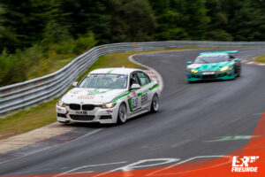 Manheller Racing BMW 330i NLS 2020