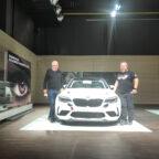 Lifecarracing BMW M2 CS racing NLS 2021