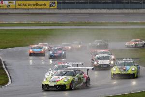 PCCD Lausitzring 2020 Start: Porsche 911 GT3 Cup, Laurin Heinrich (D), Porsche Carrera Cup Deutschland, Lausitzring 2020