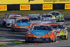 PCCD Oschersleben 2020 Start: Porsche Carrera Cup Deutschland, Oschersleben 2020