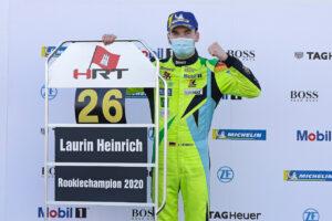 Laurin Heinrich (D), T3/HRT Motorsport, Porsche Carrera Cup Deutschland, Oschersleben 2020