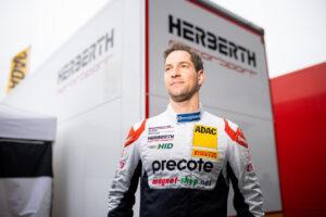 Porsche 911 GT3 R, Herberth Motorsport (#99), Robert Renauer (D) ADAC GT Masters 2020 Oschersleben