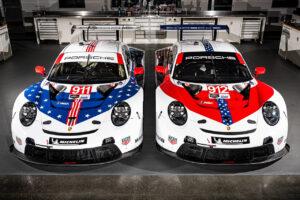 2020 IMSA - 12 Hours of Sebring Porsche 911 RSR