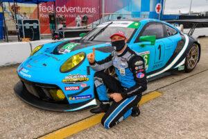 Wright Motorsports: Jan Heylen (B) IMSA Sebring 2020