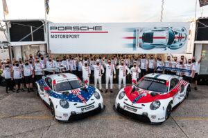 2020 IMSA - 12 Hours of Sebring Porsche GT Team