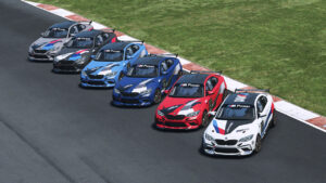 BMW SIM Motorsport, BMW SIM M2 CS Racing Cup.