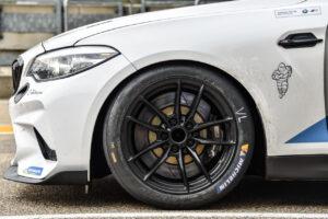 BMW M2 CS Racing Michelin