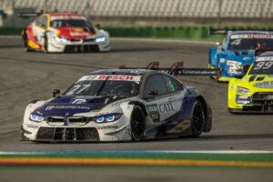 Hockenheim (GER), 7th November 2020. BMW M Motorsport, DTM Rounds 17 & 18, Jonathan Aberdein (RSA), BMW Team RMR, #27 CATL BMW M4 DTM.
