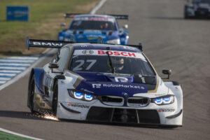 Hockenheim (GER), 8th November 2020. BMW M Motorsport, DTM Rounds 17 & 18, Jonathan Aberdein (RSA), BMW Team RMR, #27 CATL BMW M4 DTM.