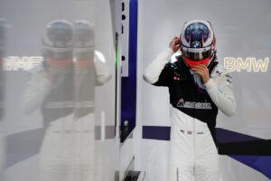 Valencia (ESP), 27th November - 1st December 2020. ABB FIA Formula E World Championship, Season 7, BMW i Andretti Motorsport, No. 27, BMW iFE.21, Jake Dennis (GBR), test.