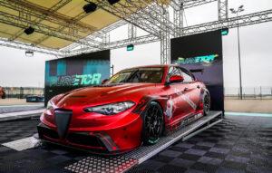 Alfa Romeo Giulia ETCR by Romeo Ferraris