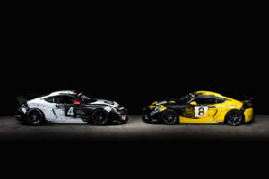 Porsche 718 Cayman GT4 Clubsport Trackday MR