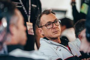 Amiel Lindesay, Porsche Einsatzleiter Formel E