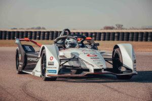 Porsche 9xx Electric FIA ABB Formula E 2021