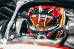 Motorsport, Porsche 99X Electric 2020 Test Valencia Porsche 99X Electric, Pascal Wehrlein