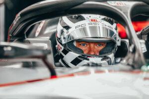 Porsche 99X Electric: #36 André Lotterer, Testtage Valencia ABB Formula E 2021