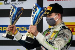 ADAC Formel 4 - 16 - 18. Lauf Lausitzring II 2020 - Foto: Gruppe C Photography; #77 F4 Tatuus, US Racing - CHRS: Tim Tramnitz
