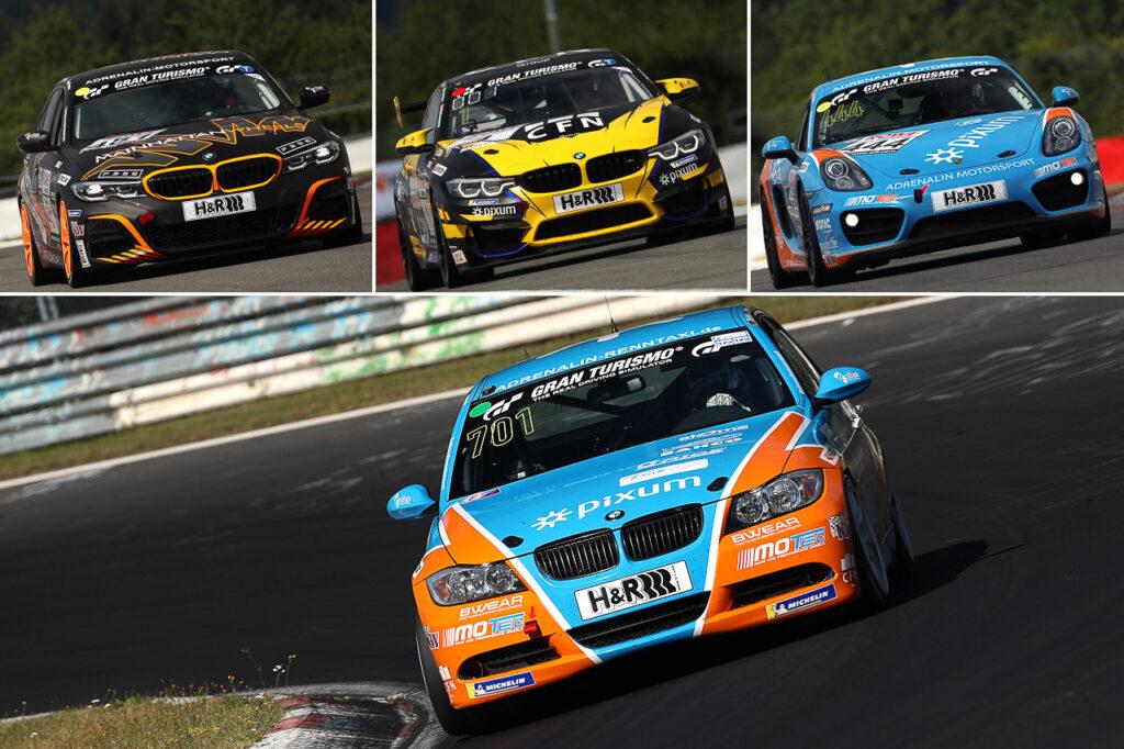 Adrenalin Motorsport NIMEX Team Trophäe 2020 VLN NLS