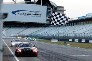 2020 DTM Trophy Hockenheim; Tim Heinemann (GER), HP Racing, Mercedes AMG
