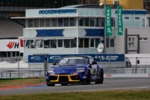 2020 DTM Trophy Hockenheim; Jose Maria Lopez (MOC), Ring Racing, Toyota GR Supra
